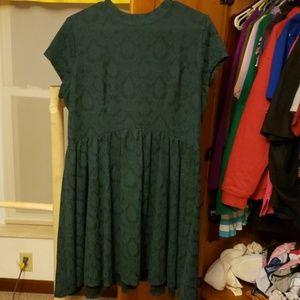 Gorgeous Emerald Green Dress